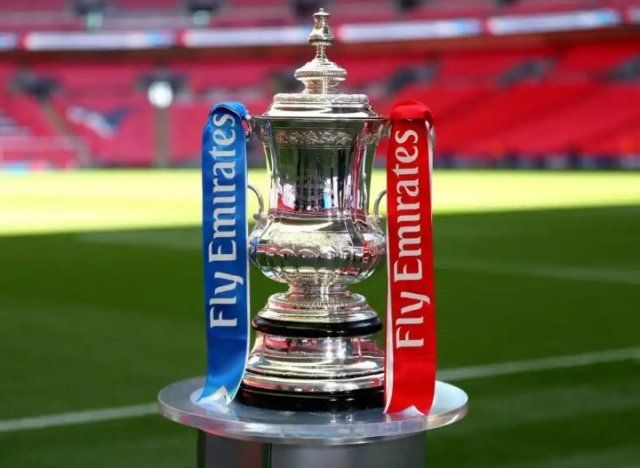 Sport Fa Cup Semi Final Draw All You Need To Know About Man Utd Chelsea Others In 2020 Fa Cup Football Trophies Manchester City