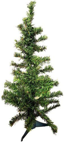 Celebrate the Christmas holiday and enjoy this traditional Tabletop Christmas Tree for Sale. Say goodbye tocleaning pine needles off presents! Our Tabletop Chr