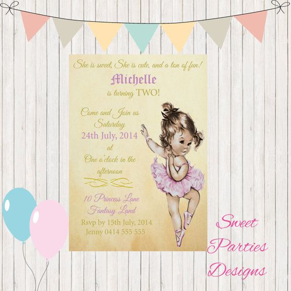 Hey, I found this really awesome Etsy listing at https://www.etsy.com/listing/240430976/ballerina-invitation-print-your-own