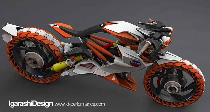 Another great concept from Igarashi Design