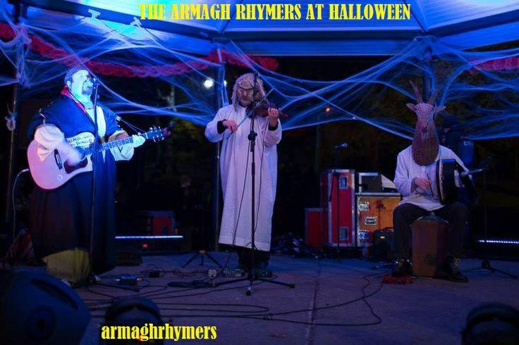 Oiche Shamhna i Lios na gCearrbhach - Halloween Night in Lisburn
