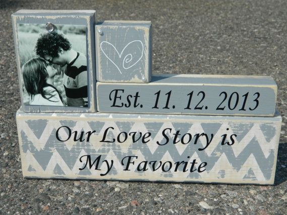 Favorite Wedding Gifts: 17+ Best Ideas About Personalized Wooden Signs On
