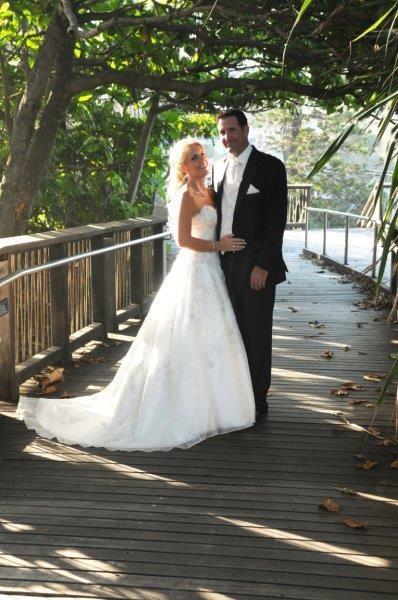 Shannon and John.     Congrats