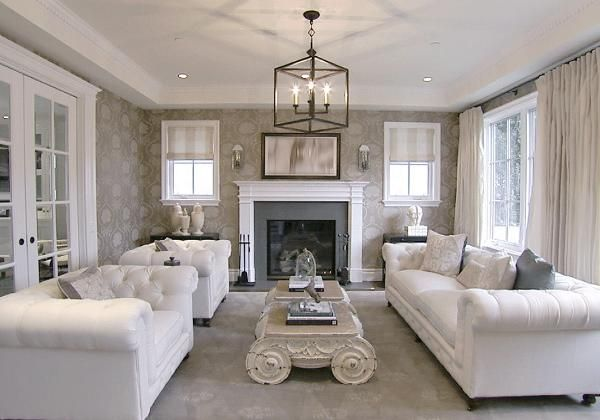 boys shoes sale   The tufted details and soft drapes coupled with the grand scale of the furniture make Giuliana and Bill   s living room so glamorous and plush  just   Pinteres