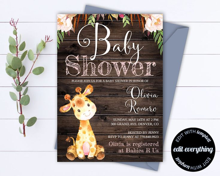 Babyzimmer Len 36 best baby shower invitations images on baby