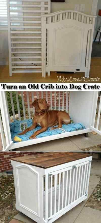 Living spaces, Dog crates and Indoor on Pinterest