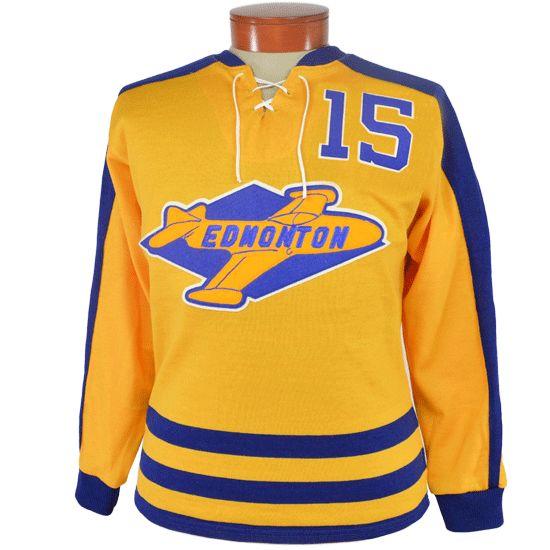 Edmonton Flyers 1955 Hockey Sweater  b39af82c6