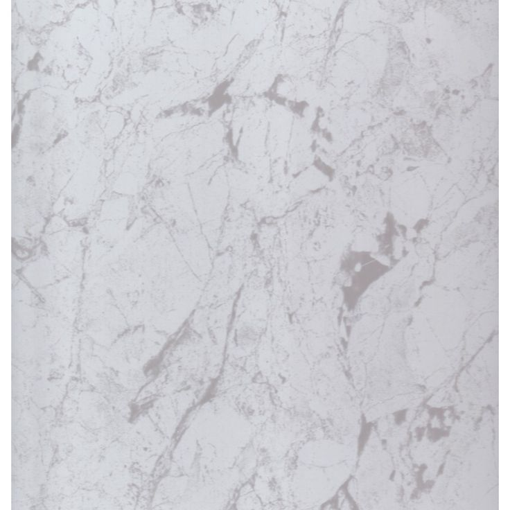 Allure White Marble Tile Effect Floating Vinyl Plank