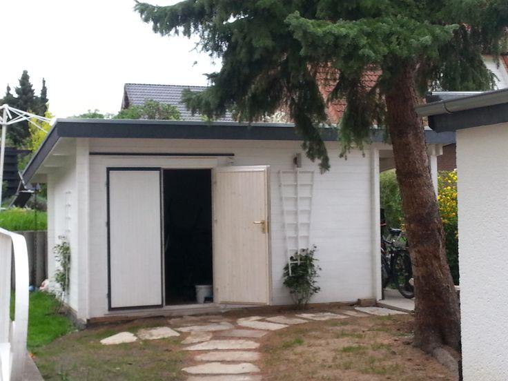 pultdach gartenhaus mit verl ngerten dach nach hinten und schleppdach von gartenhaus nach mass. Black Bedroom Furniture Sets. Home Design Ideas