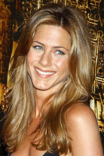 Jennifer Aniston hair --- color