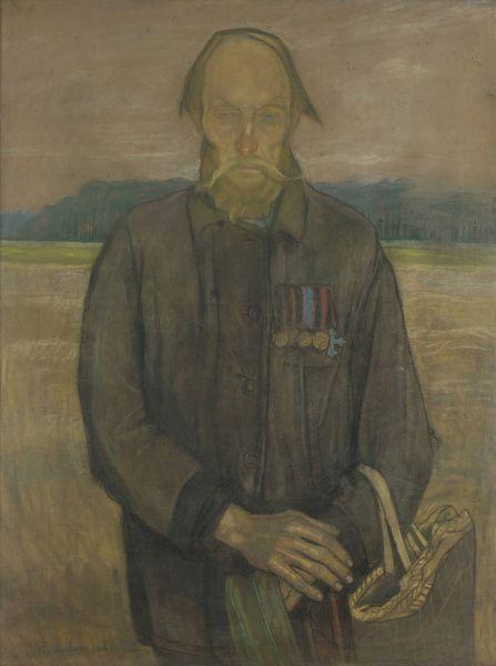 Inwalida - weteran - Jan Rembowski