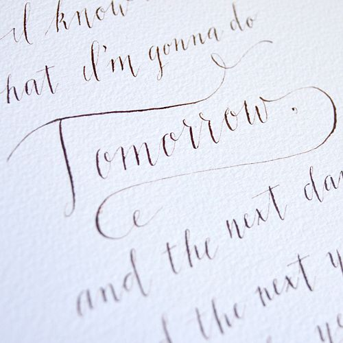 17 Best Images About Handwriting On Pinterest Fonts