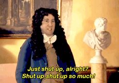 Horrible Histories (whenever someone crushes my argument or my fandom)
