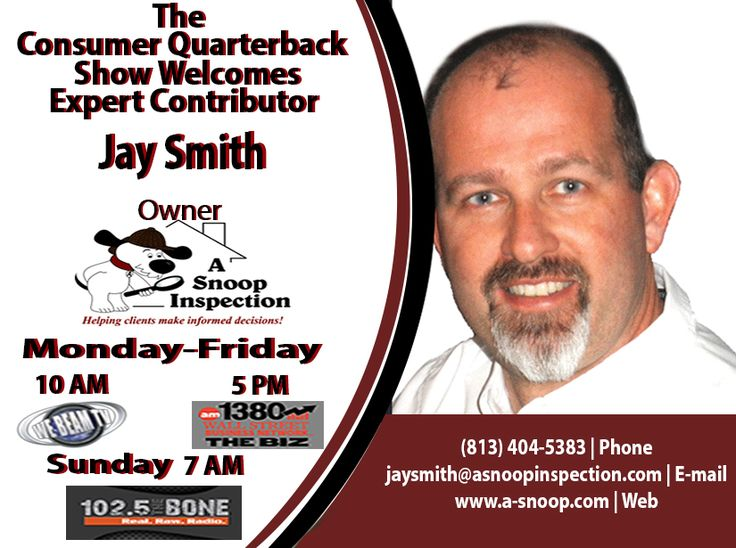 The Consumer Quarterback Show has over 80 show partners to help you succeed in any marketplace. Click  on the show card to visit the experts webpage.