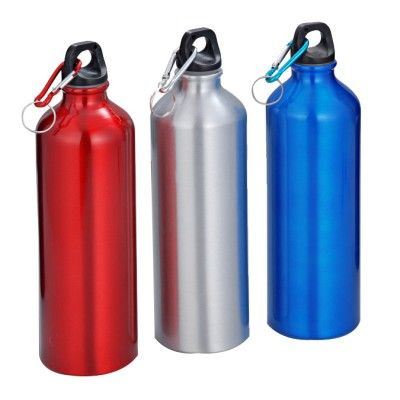 Sports Bottle with Carbiner  http://www.giftwrapped.in/travel-and-outdoor/water-bottle/sports-bottle-with-carabiner
