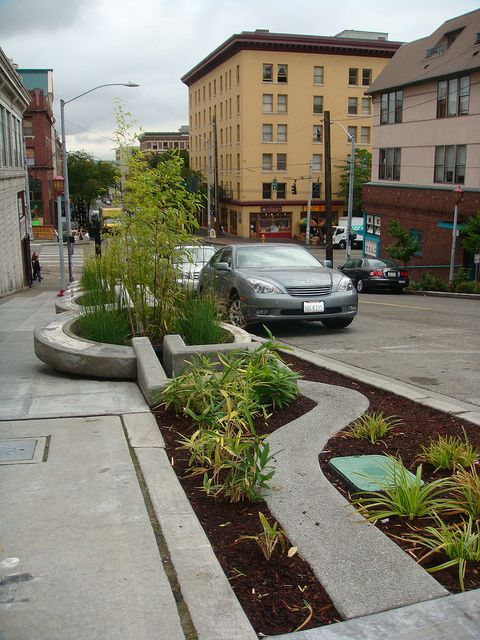 61 Best Stormwater Planters Images On Pinterest