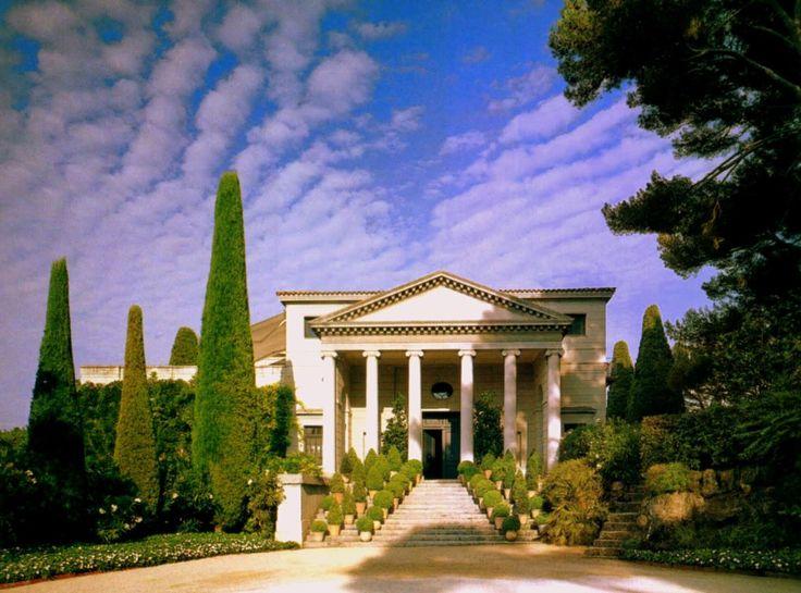 Villa La Fiorentina Saint Jean Cap Ferrat Peninsula French Riviera France 525 Million Usd