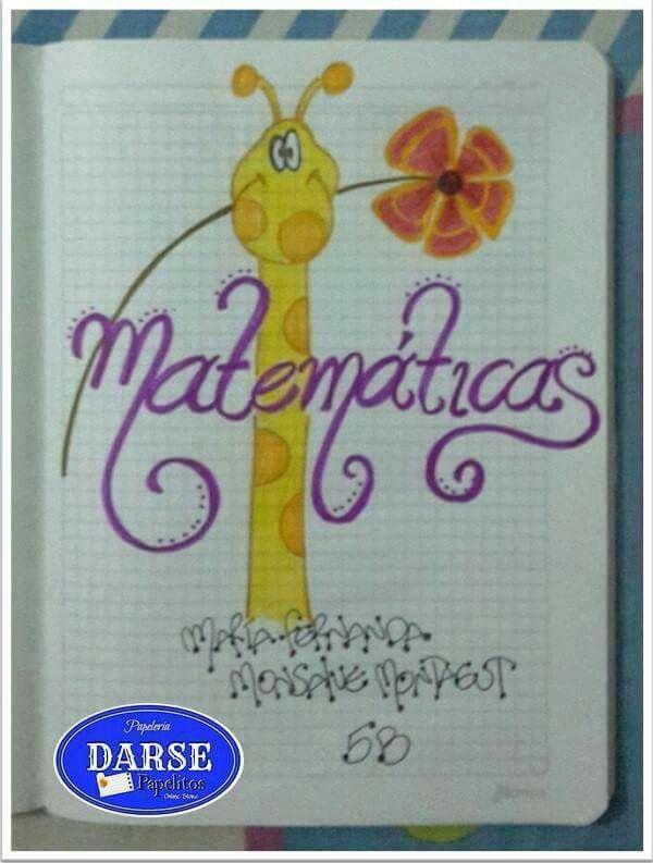Portadas Para Cuadernos, Cuadernos Caratulas, Decoraciones Cuadernos, Marcado De Cuadernos, Cuadernos Marcados, Caratulas Para Cuadernos Escolares,