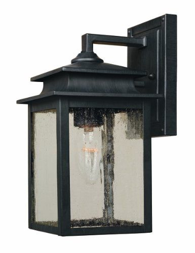 World Imports 9105 42 Sutton Collection Single Light Wall Sconce Rust