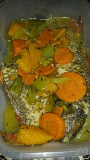 223 best images about jamaican cuisine love yaad food for Jamaican steam fish recipe