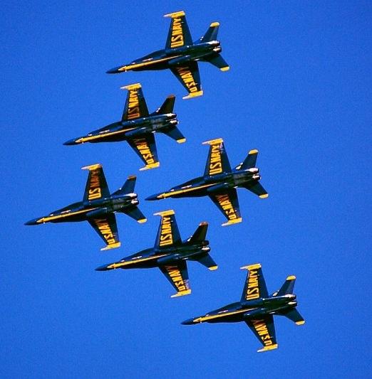 United States Navy Blue Angels!