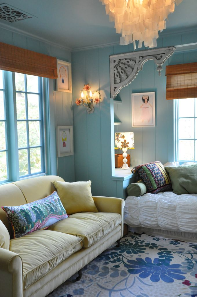 "Farrow and Ball's ""Blue Ground"""