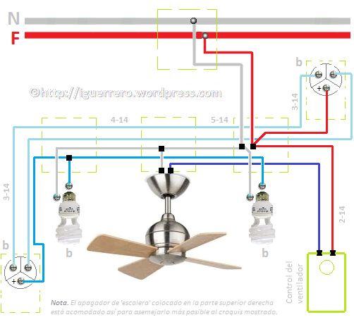 """Tema 10. Métodos de: """"puentes"""" y """"corto circuito"""" para controlarlámparas desde dos lugares. Actualización, Abril 15 de 2008. Fecha de publicación inicial, Mayo 12 de 2007. …"""