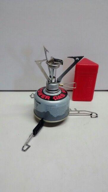 MSR  pocket rocket stove