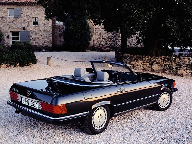 Populaire Mercedes-Benz 500SL / R107 | Cars | Pinterest | Mercedes benz  VL46