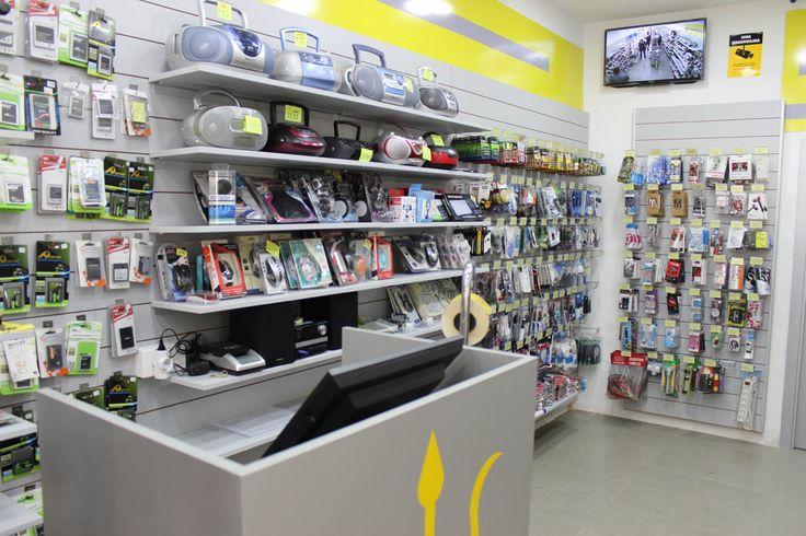 Bazar Taro en Granada, Andalucía Proyecto para Tienda De Regalo y Accesorios http://gibam.es/proyectos/bazar-taro-articulos-regalo/