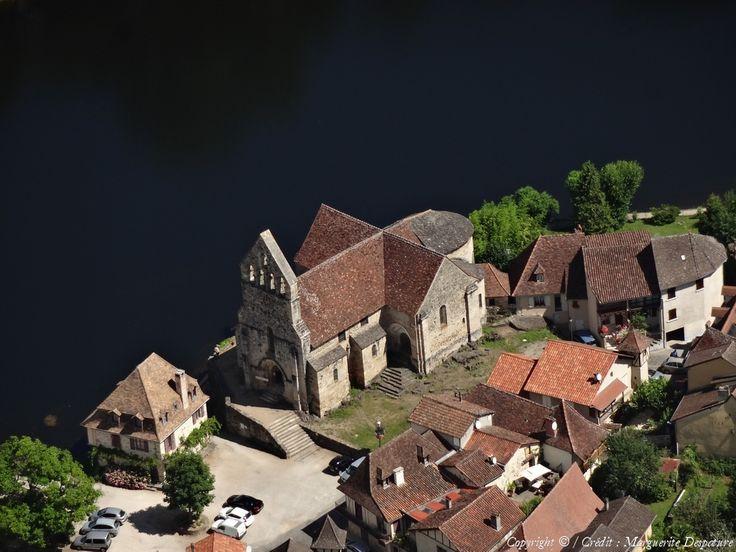 Photo aérienne de Beaulieu-sur-Dordogne - Corrèze (19)