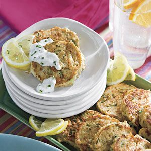 Mini Crab Cakes Recipe < Best Party Appetizer Recipes - Southern Living Mobile