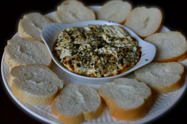 If you can't go to Star Pizza enjoy their baked goat cheese at home.