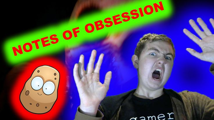 NOT THE MUSIC!!! - Notes Of Obsession