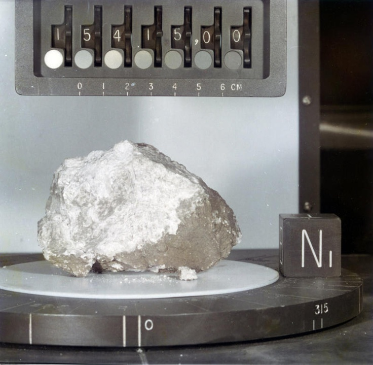 Traces of water have been detected within the crystalline structure of mineral samples from the lunar highland upper crust obtained during the Apollo missions, according to a University of Michigan researcher and his colleagues.