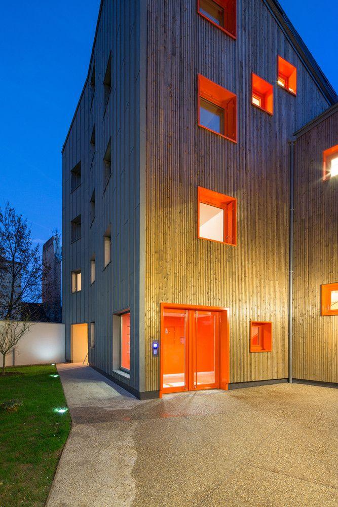 Galería de Vivienda Social / Vous Êtes Ici Architectes - 26