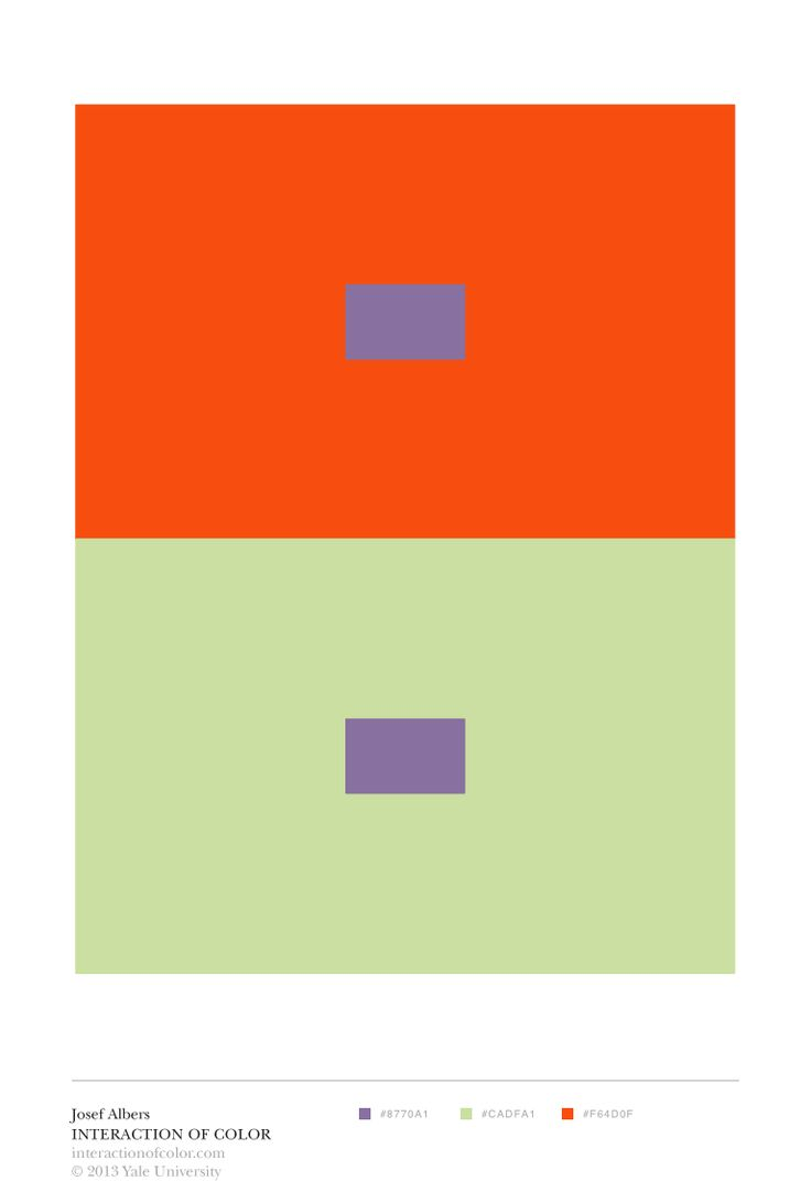 COLOR RELATIVITY-----------josef albers interaction of color - Google Search