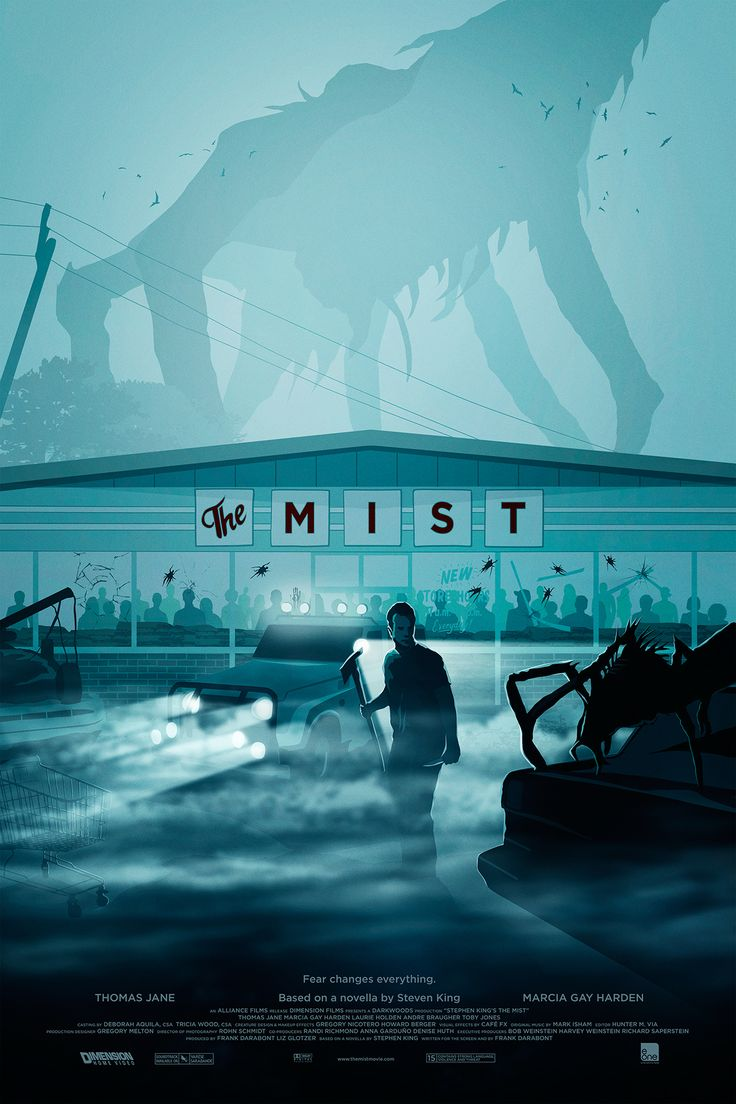 The Mist on Behance