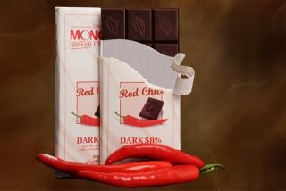 Red Chili Chocolate from Coklat Monggo
