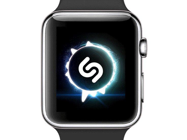 Apple Watch: Shazam / Jan Losert