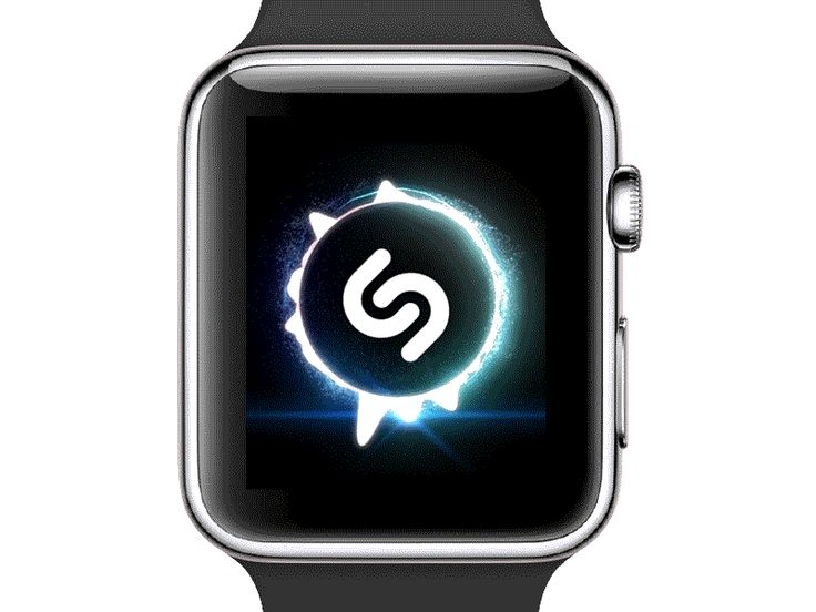 Shazam for Apple Watch by Jan Losert