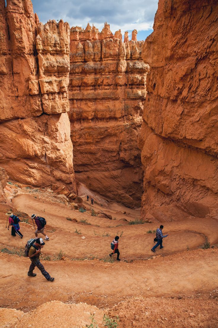 Bryce canyon's wall street. Click to see a full 9 day utah.