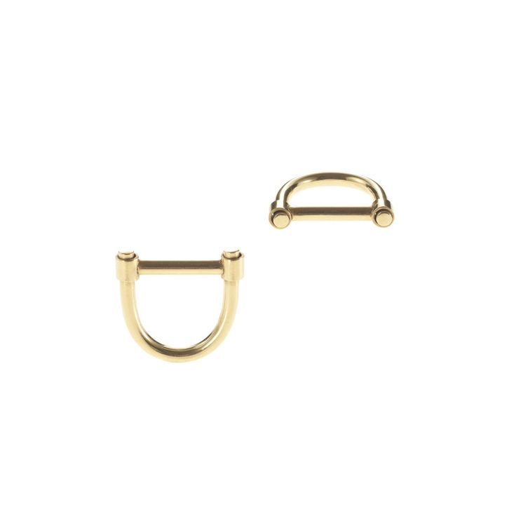 shackles / ring / gold / Malene Glintborg