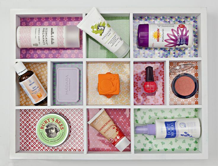 Beauty box from free issue n. 1 Photo Pekka Järveläinen Style Pia Hollo http://issuu.com/tuttifruttimagazine/docs/1.2013 www.tuttifruttimagazine.com