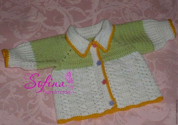 Купить Кофточка для кукол Беби Бон - комбинированный, кофта, кофта для куколы, кофточка, одежда