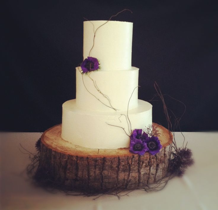 Beautiful Gluten Free Wedding Cake By New Cascadia In Portland.