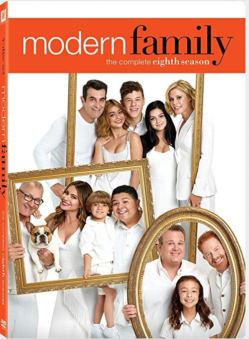 (CDN $11.99) Modern Family Season 8