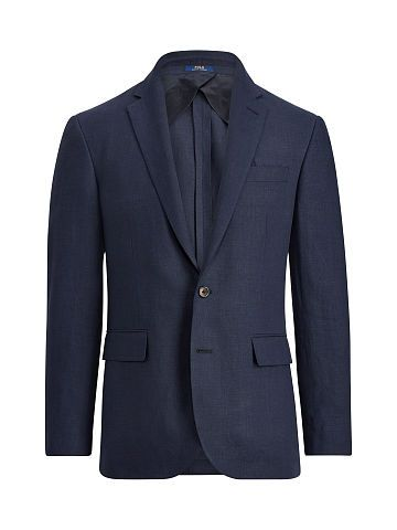 Polo Ralph Lauren Polo Worsted Linen Suit Jacket - Polo Ralph Lauren Blazers - Ralph Lauren UK