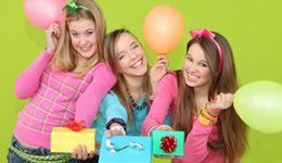 Teenage birthday party themes