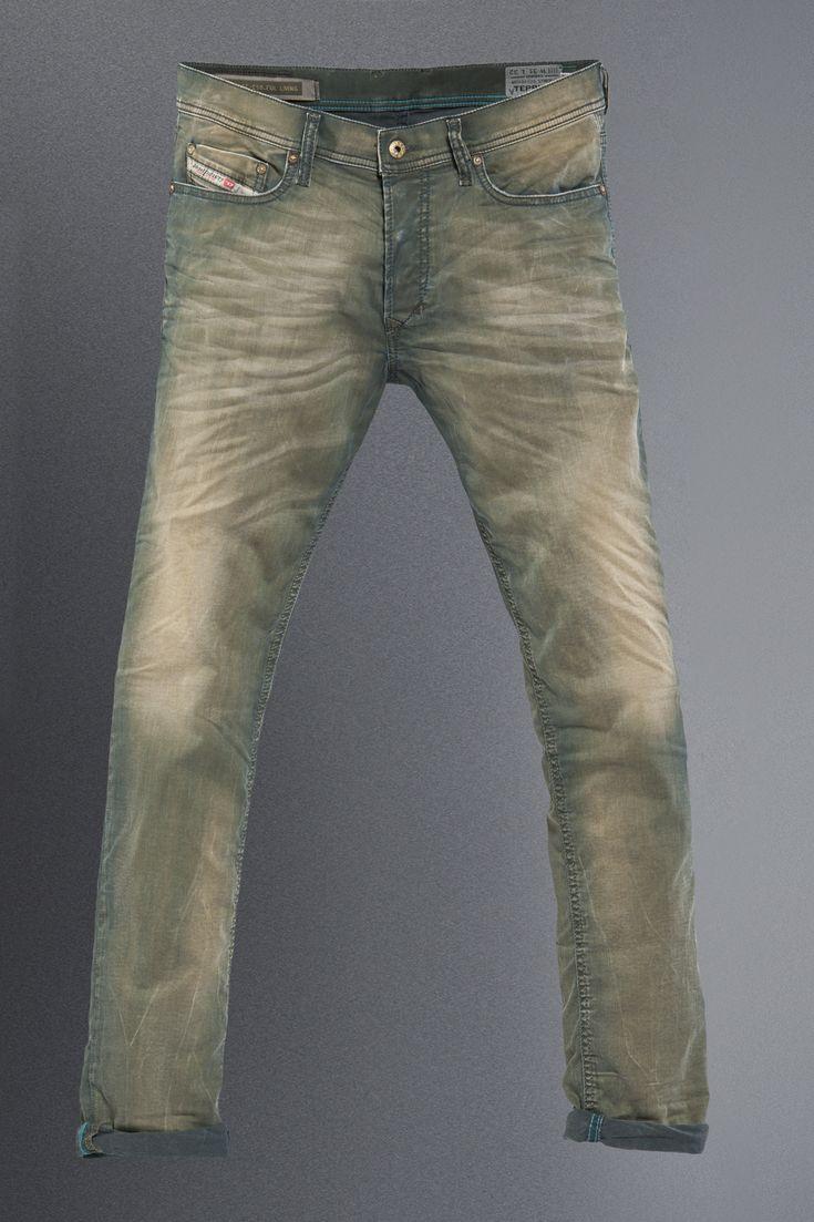 Diesel Mens Skinny Jeans